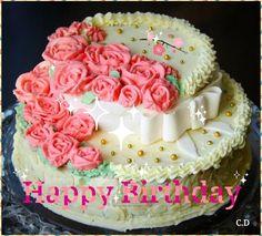 Birthdays, Happy Birthday, Cake, Desserts, Food, Anniversaries, Happy Brithday, Tailgate Desserts, Deserts
