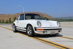 1974 Porsche 911 S Targa