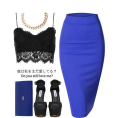 """❃.❃"" by fuckedchanel on Polyvore"