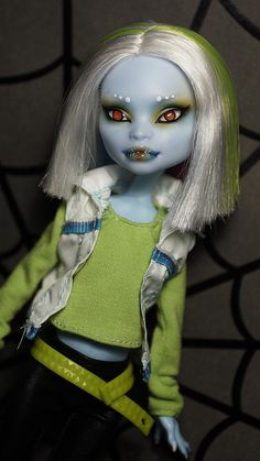 monster high - abbey