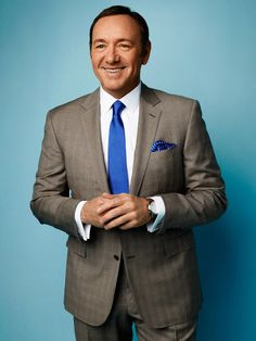 Kevin Spacey photographed by Andrew Eccles, a Walter Schupfer Management artist