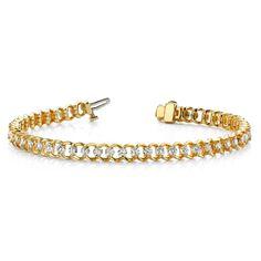 Diamantarmband mit 1.00 Karat Lupenreinen Diamanten.  http://www.juwelierhausabt.de/products/de/Diamantarmbaender/Diamantarmband-100-Karat-aus-585er-750er-Gelb-oder-Weissgold5.html  #diamantarmband #diamonds #diamante #diamanten #gold #schmuck #diamantschmuck #juwelier #abt #dortmund