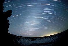 Arizona's Meteor Crater, United States - Jonathan Blair/Corbis