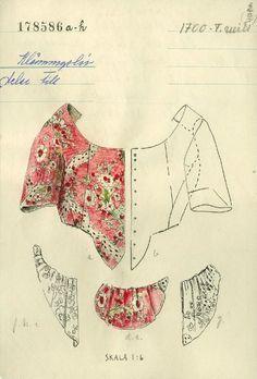 4d65f7ff6c 65 Best Historical (18th century) sewing patterns, tutorials ...