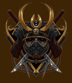 The Blackout Samurai on Wacom Gallery