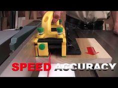 Micro Jig GRR-Ripper video 2