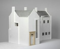 A Scottish House in the style of Charles Rennie Mackintosh