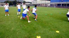 Blazing Soccer Speed: Mirror Reaction Drill