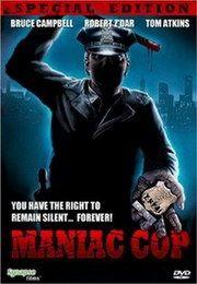 Maniac Cop - 80's Horror Movies
