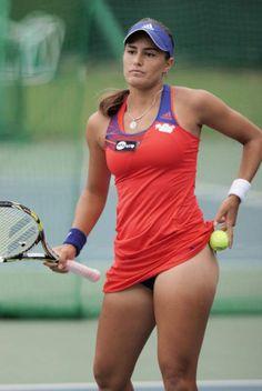 Los deslices que se han visto de Mónica Puig, la campeona Olímpica en tenis
