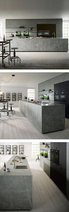 641b413525747a Die 76 besten Bilder von Graue Küchen in 2019