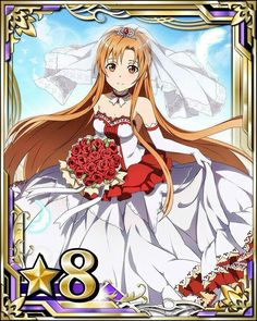Bride Asuna
