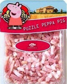 -oh my god they chopped peppa pig up! just so you know i have no clue what they w… oh my god they chopped peppa pig up! just so you know i have no clue what they where thinking, they chopped her up.