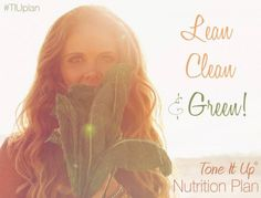 Stay Lean, Clean and Green Beach Babes! xoxo