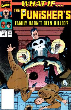 What If? Vol. 2 #10 cover by Mike Zeck