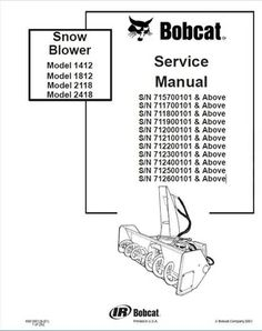 bobcat 406 to 709 8811 mo6 backhoe attachment service repair rh pinterest com Bobcat 709 Backhoe Parts Bobcat 709 Backhoe Buckets
