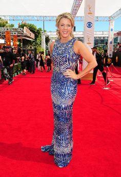 Deborah Norville #Emmys #STYLAMERICAN