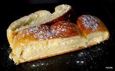 Nejedlé recepty: Závin z kynutého těsta