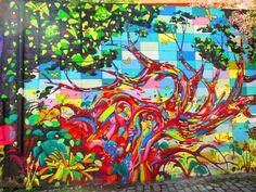 Batman's Alley: the Boldest and Brightest of Brazilian Graffiti