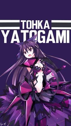 Date a Live Date A Live, Cool Anime Girl, Anime Art Girl, Manga Girl, Anime Character Names, Character Art, Anime Date, Anime Princess, Character Wallpaper