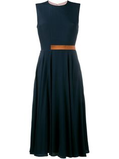 PLEATED A-LINE DRESS. #dress #fashion #style #trend #onlineshop #shoptagr