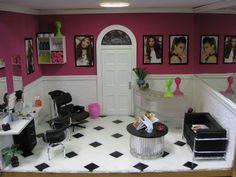 Hair salon.