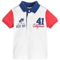 aac6d87ff6 Baby Boys Cotton Piqué Polo Shirt. Fiú KisbabákPolo Ralph Lauren GyerekdivatSrácokIngekTélNyár