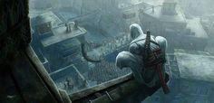 Submission 4 Design Element: Personal Interest Source: http://www.deviantart.com/art/Assassin-s-Creed-Fanart-87264982