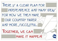 The Scottish Government's clear plan for independence | Yes Scotland
