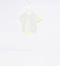 Image 1 of Stars T-shirt from Zara