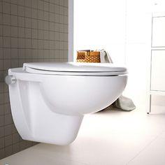 Miska WC i bidet 2 w 1 Temtsi Tek z baterią. Niezwykła miska wisząca WC z Bathroom, Washroom, Bath Room, Bathrooms, Downstairs Bathroom, Full Bath, Bath, Bathtub, Toilet