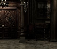 resident evil hd remaster entrance hall - Google Search