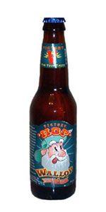 Victory - Hop Walllop DIPA.  Love this beer.