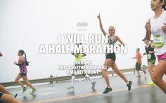 Nikewomen: In 2013 I will Run a Half Marathon #makeitcount
