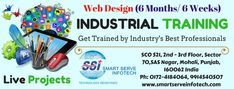 #Website #Designing #Service in #Mohali we are also provide #industrial #training for 6 #Months or 6 #Weeks with #Smart #Services #Infotech #pvt. #ltd. #company Sector-70, #Mohali. Feel free contact us 0172-4184064, 9914540507 today!