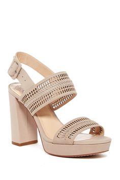 Jazelle Slingback Platform Sandal