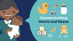 This week, we're focused on guiding your child to use language to communicate their wants and needs. Read on to learn why talking is a key to connection!