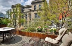 Inspirational images and photos of Decks & Patios : Gardenista
