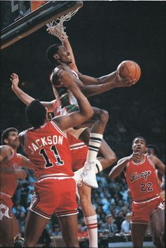 #4 Sidney Moncrief, Milwaukee Bucks from Little Rock, Arkansas