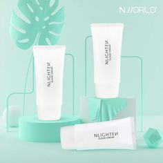 NLighten Cloud Cream - For an Instant Korean Skin Uva Rays, Asian Skincare, Younger Skin, Skin Elasticity, Best Anti Aging, Fair Skin, Acne Treatment, Sun Protection, Good Skin