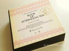 """アフタヌーンティー30周年記念アイテム """"BOOK OF AFTERNOON TEA"""""""