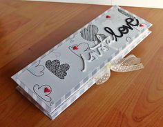 Briciole di Scrapbooking: Mini Album InstaLove