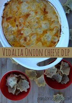 This recipe for Vida This recipe for Vidalia Onion Cheese Dip is...  This recipe for Vida This recipe for Vidalia Onion Cheese Dip is so good! Its really easy to make with just a few basic ingredients and perfect for some hearty game day food. Recipe : http://ift.tt/1hGiZgA And @ItsNutella  http://ift.tt/2v8iUYW