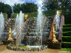 Bosquet de la Salle de Bal, Parc de Versailles