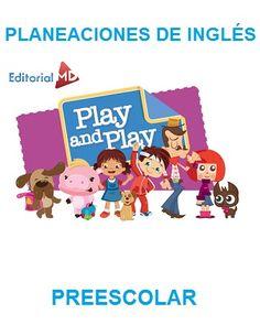 Planeaciones de Inglés Preescolar | Descarga tus Planificaciones Aquí