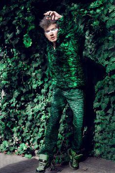 Urban Jungle (Kenzo x H&M editorial) - Eduard Enache Style Challenge, Big Fashion, Kenzo, Editorial, Urban, Mood, Collection
