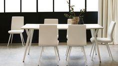 Cara Dining Table   Domayne