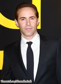 Alessandro Nivola filmed Devil's Knot opposite Reese Witherspoon and A Most Violent Year opposite Jessica Chastain and Oscar Isaac.