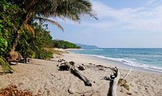 The Nicoya peninsula in Costa Rica. Photograph: Alamy