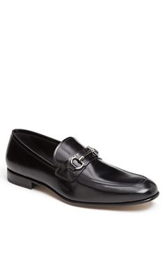Salvatore Ferragamo 'Ragusa' Bit Loafer available at #Nordstrom